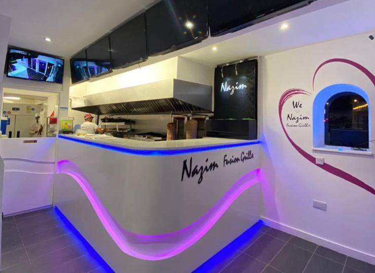 Fusion Grill by Nazim, A Taste of Premium Kebabs, Piri Piri Chicken and Burgers in Truro